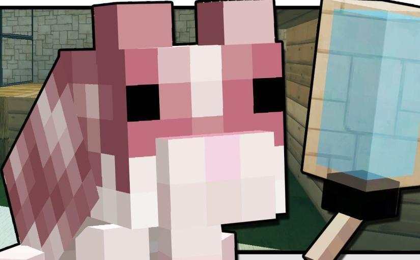 Minecraft High School | THE SCHOOL HAMSTER!! | Custom Mod