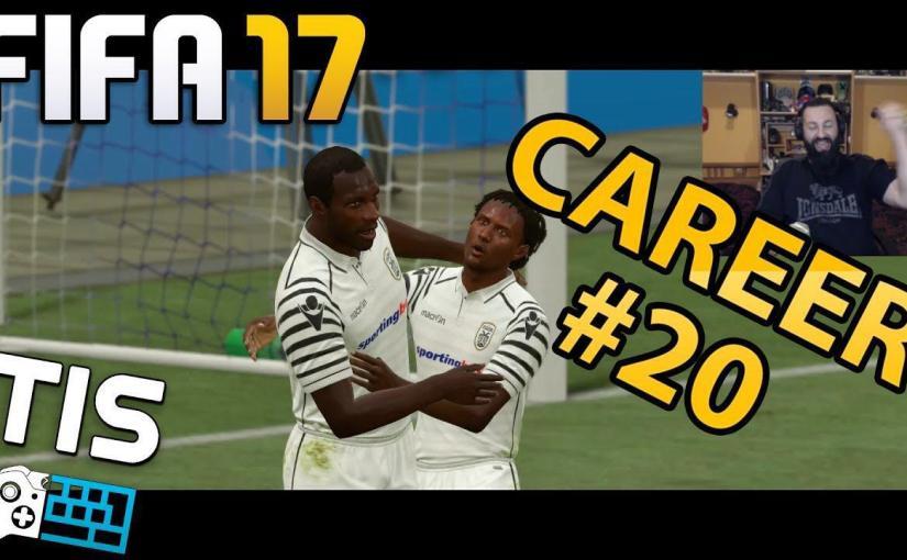 Παίζουμε FIFA 17 – Career #20 | Μου χτυπάνε τους παίκτες!!!