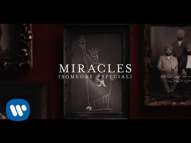 Coldplay & Big Sean – Miracles (Someone Special) – Official Lyric Video