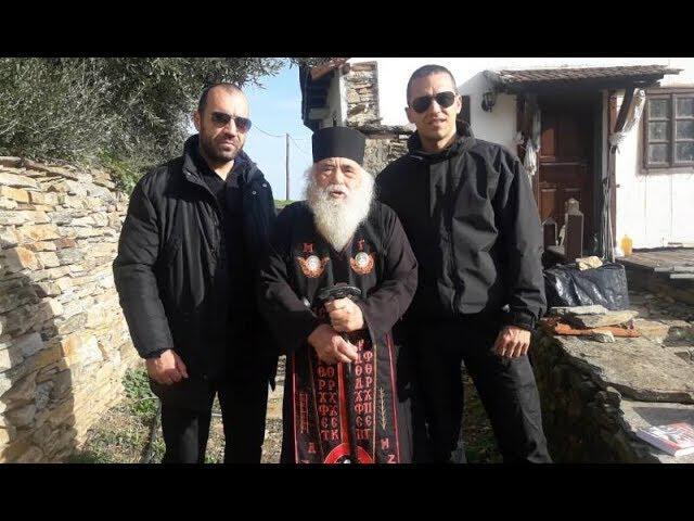 Άγιο Όρος: Μοναχός αποθεώνει Χρυσή Αυγή!
