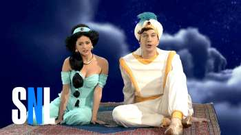 Aladdin And Jasmine's 'Whole New World' Flight Isn't As Magical In Real Life