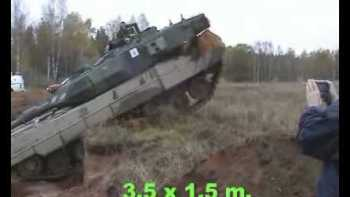 How A Tank Crosses Trench Very Slowly And Very Quickly Couldn't Be More Different