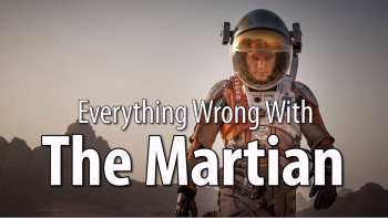 Dr. Neil deGrasse Tyson Guest Stars In Everything Wrong With The Martian