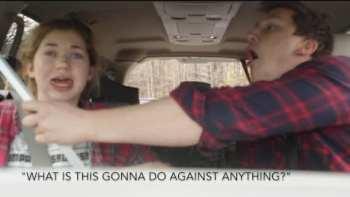 Brothers Pranks Little Sister of Zombie Apocalypse