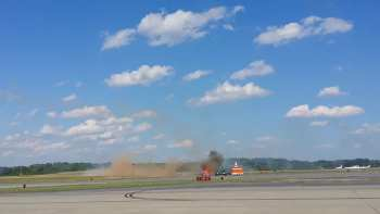 Plane Crash At Atlanta Air Show