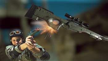 Gun Juggler Short Film