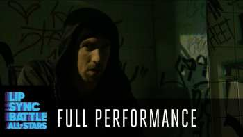 """Michael Phelps Lip Syncs """"Lose Yourself"""" By Eminem"""
