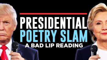 Bad Lip Reading of the Second 2016 Presidential Debate