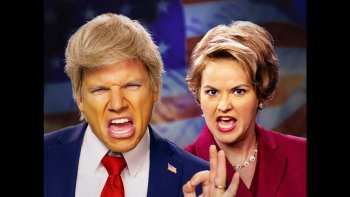 Epic Rap Battle: Donald Trump vs Hillary Clinton