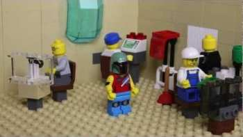 Lego Harlem Shake In 2015 Ends With A Twist