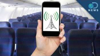 The Truth About Phones On Airplanes