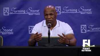 Mike Tyson Admits He Lied About Being Sober