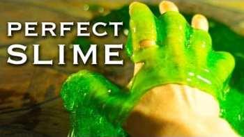 How To Make Perfect Homemade Slime