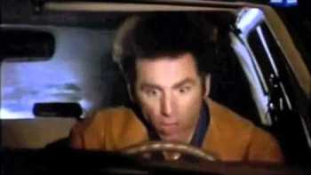 Kramer Reacts To Dubstep While Driving