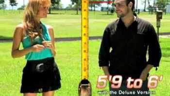 Max Tall Shoe Inserts Infomercial