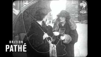 Vintage Footage Of First Mobile Phone