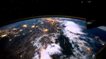 Time Lapse View Of Earth From The Space Station