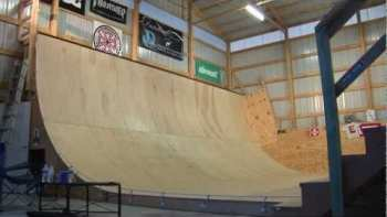 Eight Year Old Skater Pulls Off 720 Jump