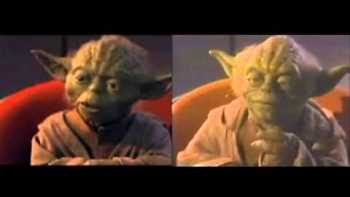 CGI Yoda To Replace Puppet Yoda In Blu Ray Edition Of Phantom Menace