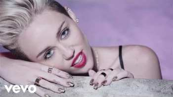 Miley Cyrus We Can't Stop Music Video