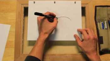 Kurt Quinn Shows Us How To Perfectly Draw Eyes