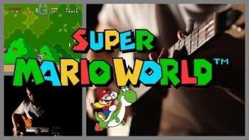 Epic Super Mario World Soundtrack Cover