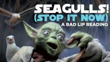 A Bad Lip Reading of The Empire Strikes Back