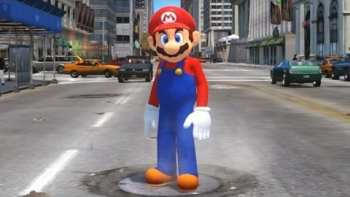 If Mario Odyssey Was Super Real