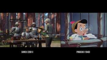 Movie References in Shrek