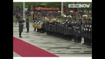 Egyptian Army Orchestra Destroying National Anthems