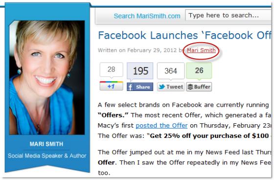 Mari Smith Blog