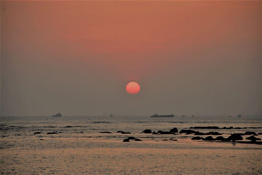 panjin gün batımı