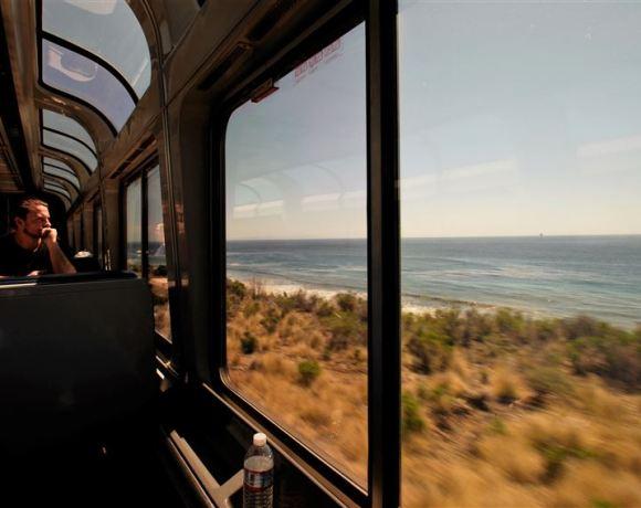 Los Angeles – San Francisco – Bir tren yolculuğu