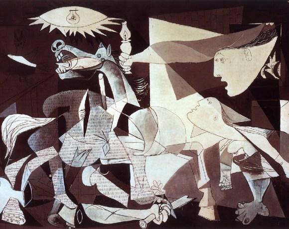 Bir Gezi, Bir Kitap, Bir Tablo ve Birçok Savaş ya da Madrid, Uçma Sanatı, Guernica ve İspanya İç savaşı