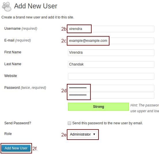 Add-New-User-WordPress