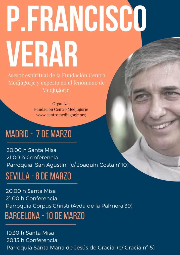 P Francisco Verar programa
