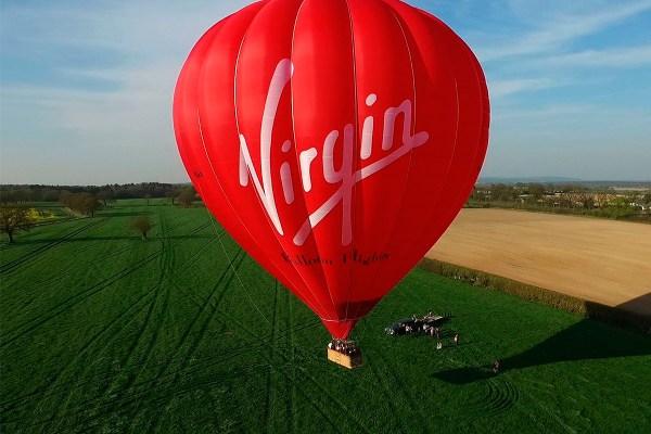 hot air balloon # 29