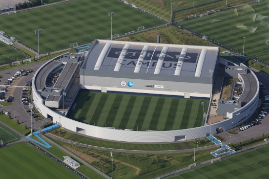 Manchester City Stadium and Football Academy Tour for One ...