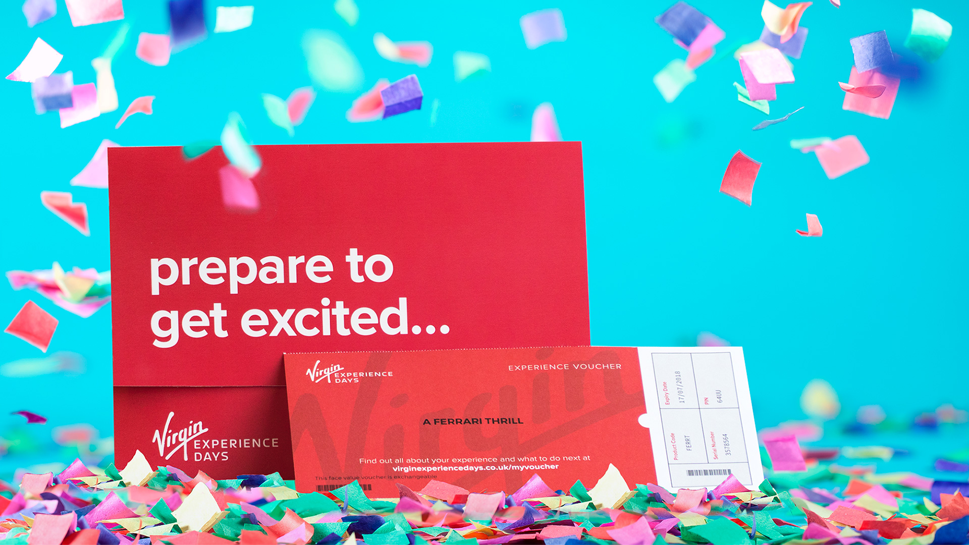 Virgin Experience Days Packaging Postage Amp Delivery