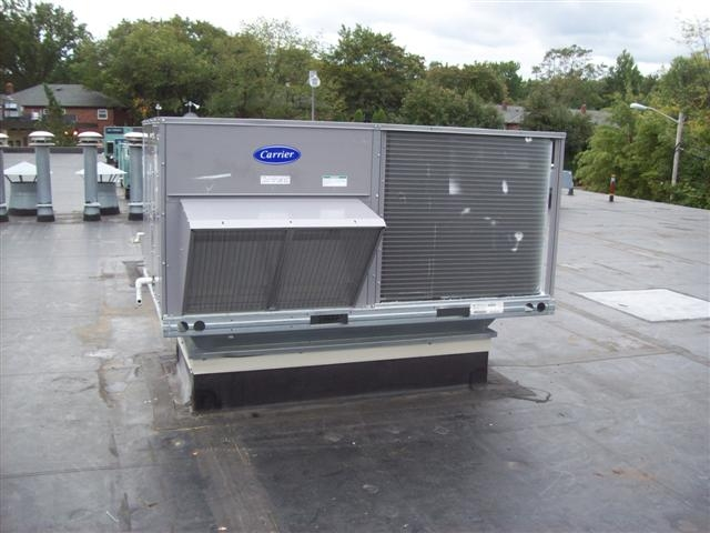 Central Cooling Unit
