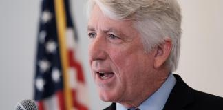 Virginia Attorney General Mark Herring. (Ned Oliver/Virginia Mercury)
