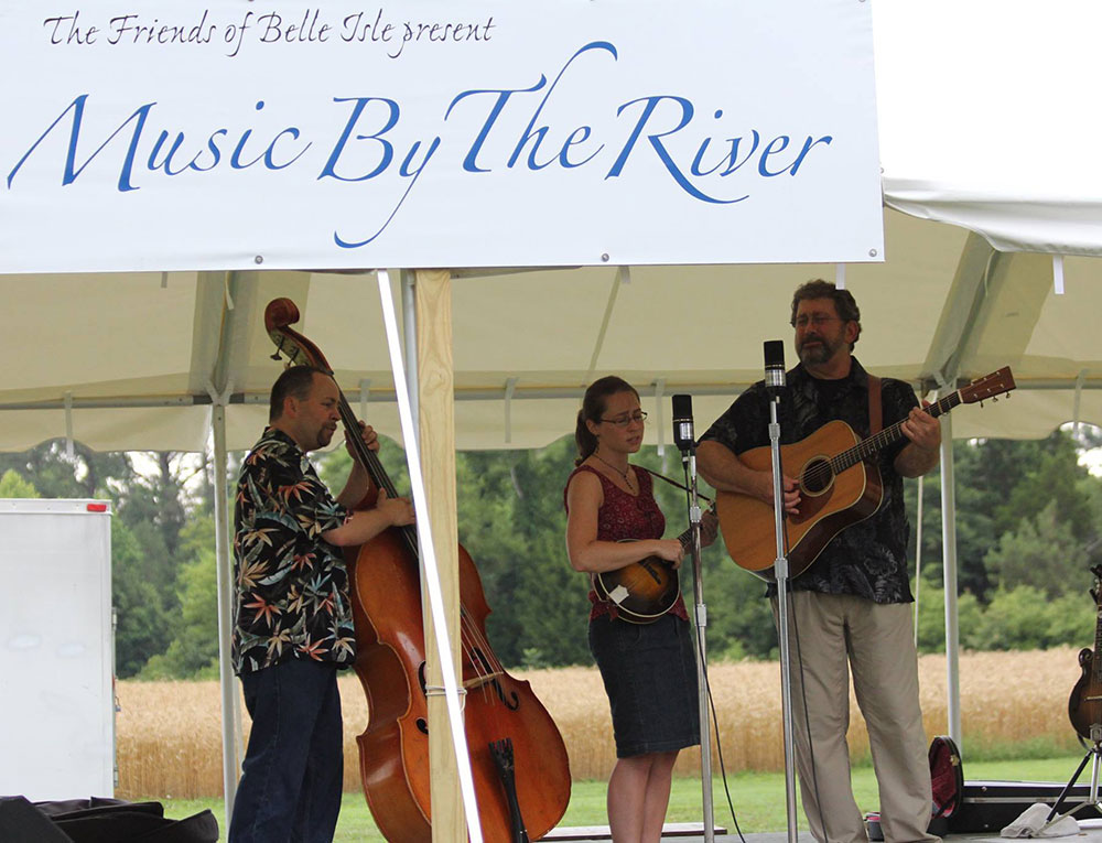 Outdoor concerts all summer long at Belle Isle State Park (only a $4 parking fee), s'mores for the kids too, just bring your blanket or lawn chair.