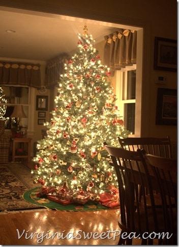 How Christmas Should Look Sweet Pea