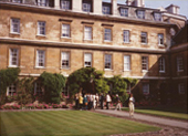 Trinity Hall, Cambridge Study Week, Sep 2000