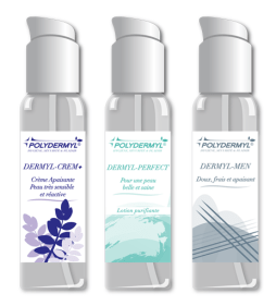 Packaging flacon - Laboratoire cosmétique