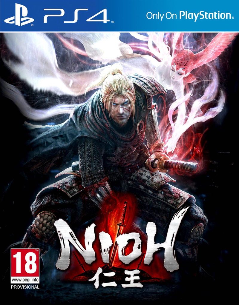 Nioh Games PS4 Gaming Virgin Megastore