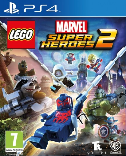 LEGO  Marvel Super Heroes 2   Games   PS4   Gaming   Virgin Megastore LEGO  Marvel Super Heroes 2