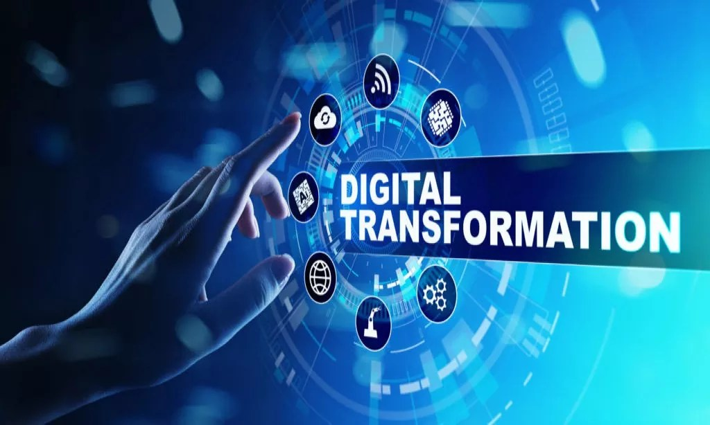 Digital transformation is the cultural, organizational and operational change of an organization, industry or ecosystem