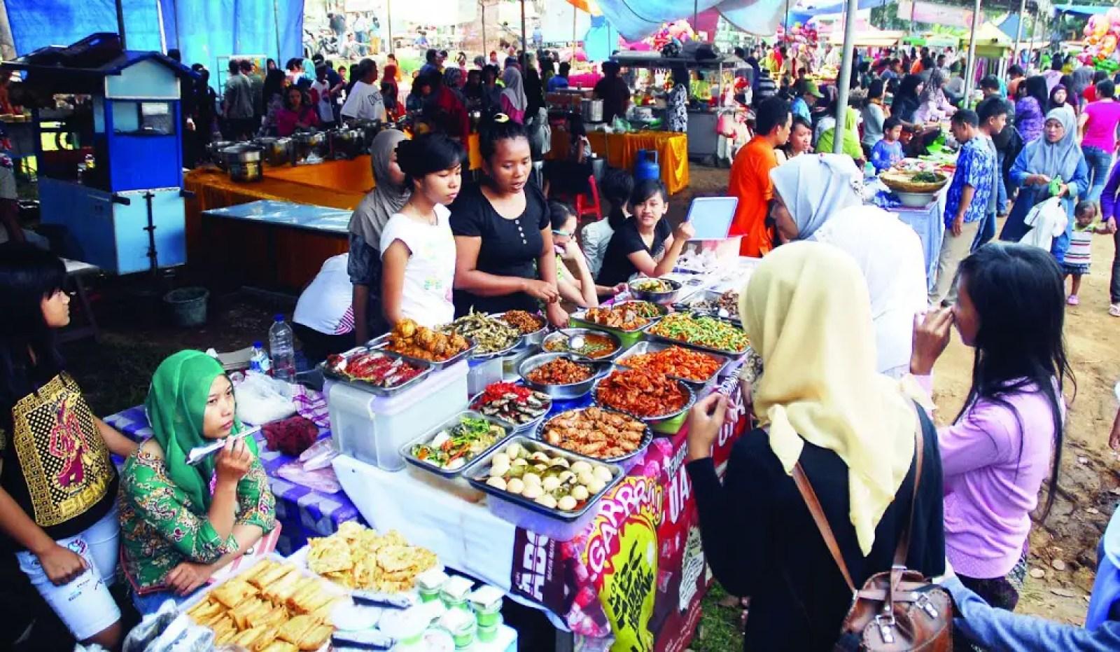 Sering Ke Pasar Ta'jil