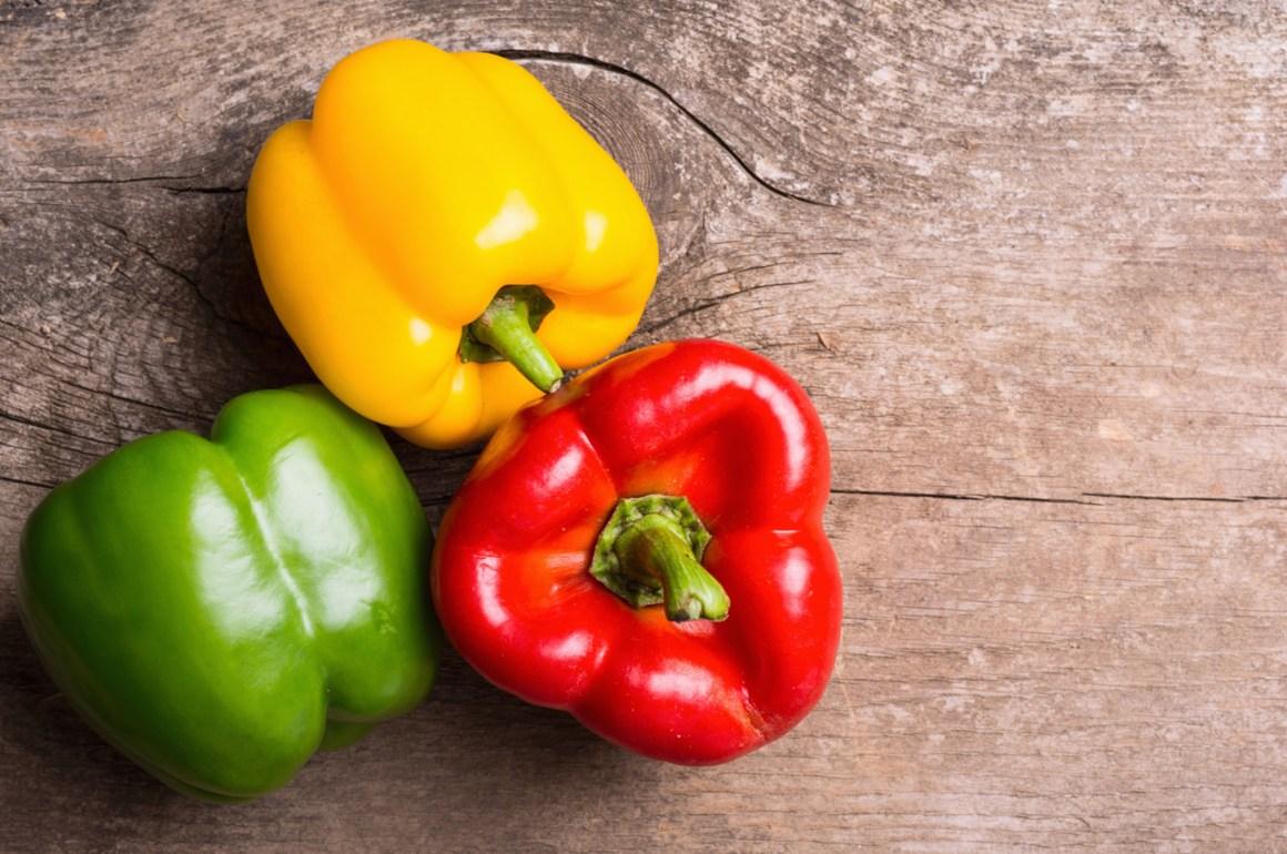 Come conservare i peperoni – in freezer, sott'olio e al naturale